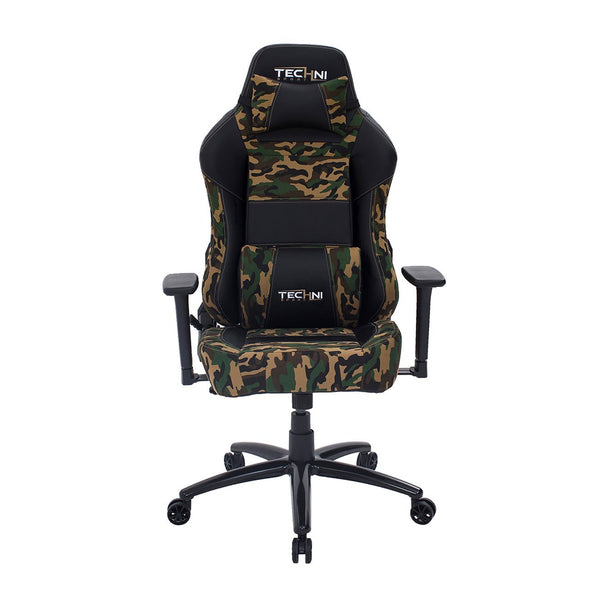 Techni Sport TS60 Camouflage - Front