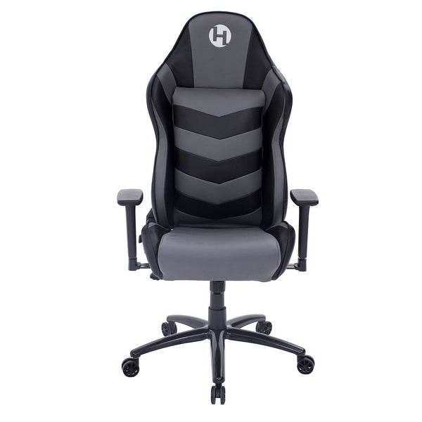 Techni Sport TS61 Grey - Front without cushions