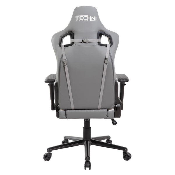 Techni Sport TS83 White - Back