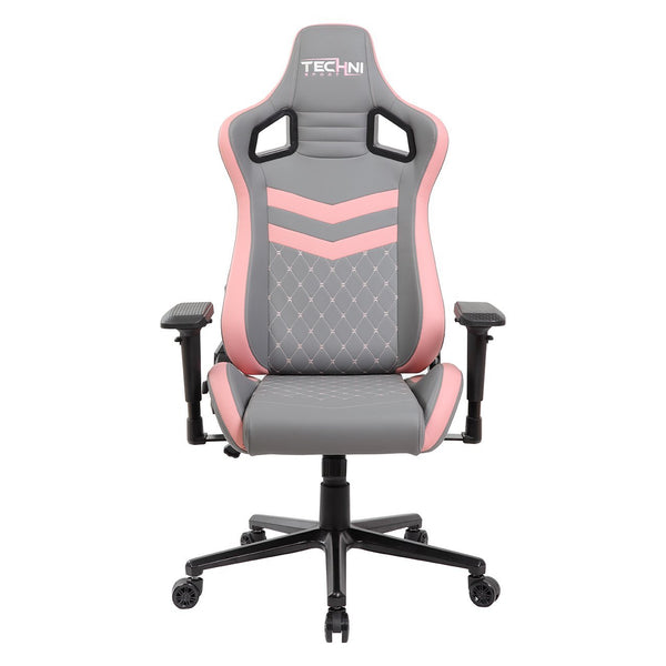 Techni Sport TS83 Pink - Front without cushions