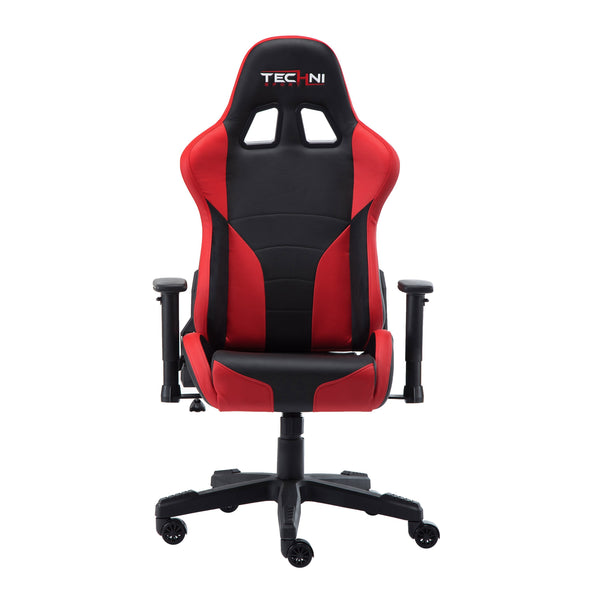 Techni Sport TS90 Red - Front without cushions