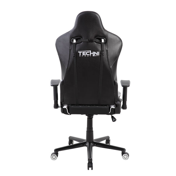 Techni Sport TSXL1 White - Back