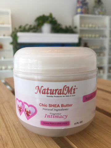 NaturalMi Intimacy Chic Shea Butter