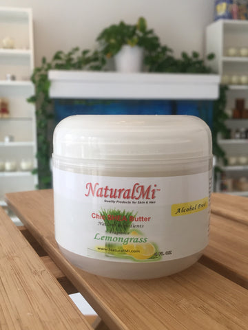 NaturalMi Lemongrass Chic Shea Butter