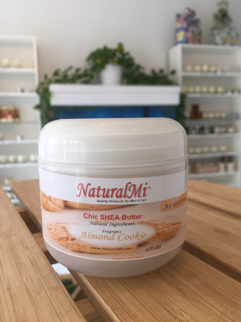 NaturalMi Almond Cookie Chic Shea Butter