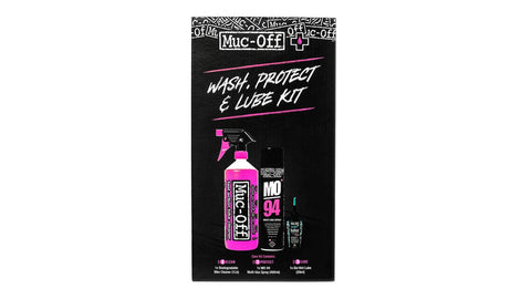 MUC-OFF WASH PROTECT&LUBE KIT