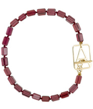 "Load image into Gallery viewer, ""A"" DECO RHODONITE"