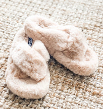 Load image into Gallery viewer, Warm and Fuzzy Slipper