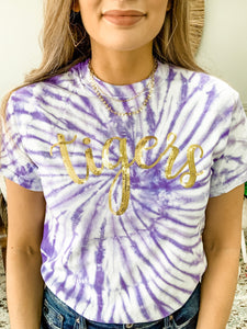 Sequin Tigers Tee