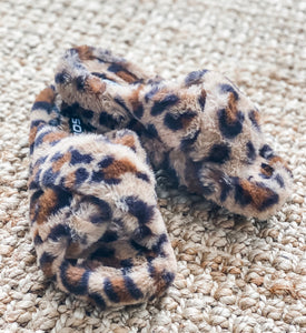 Warm and Fuzzy Slipper