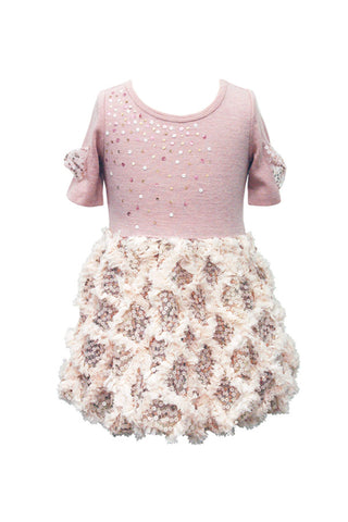 Baby Sara In The Spolight with Light Sequins B3706 - Size 5