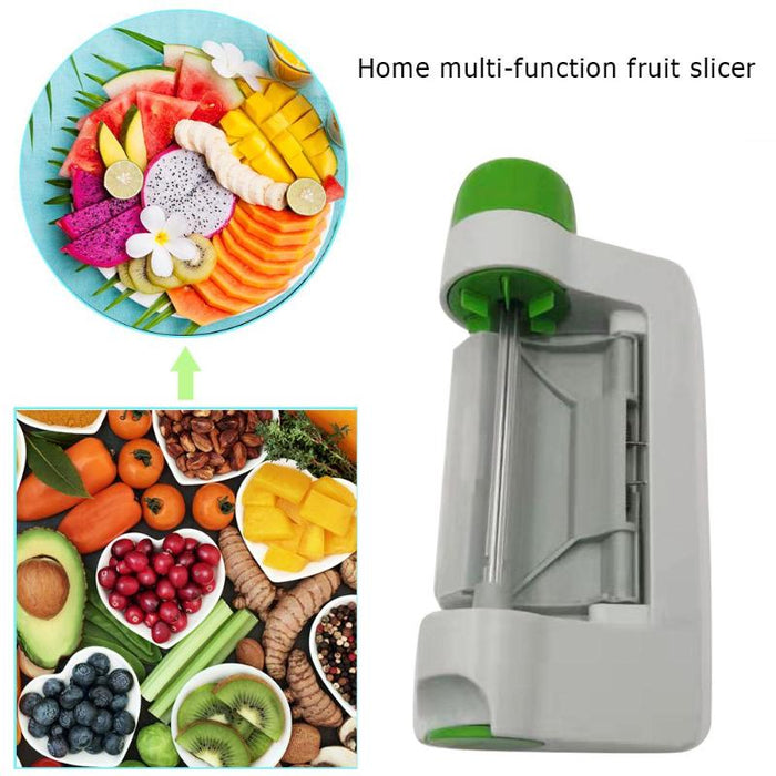Safety Fast Manual Slicers Multi-Function Cutter