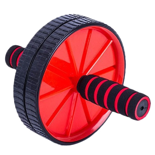 Ab Wheel with Padded Grips