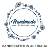 Soft Australian cotton scrubbies for removing makeup - handcrafted in Queensland. Support your local Australian small business.