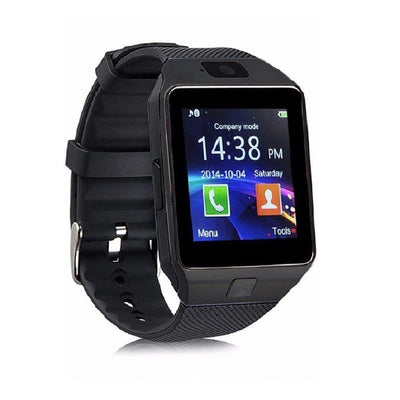 DZ09 Sim Supported - Bluetooth - Camera Smart Watch - Paksa Pk