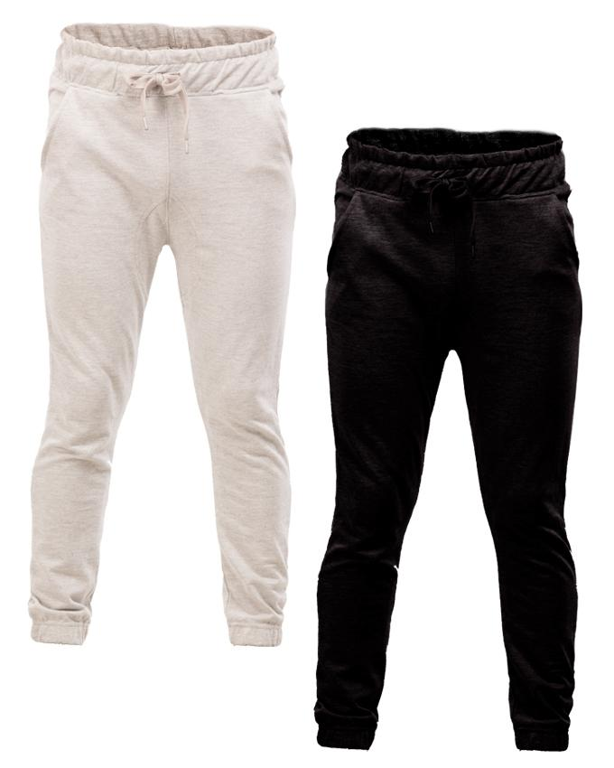 Pack of 2 Side Pocket Sports Trousers For Men - Paksa Pk