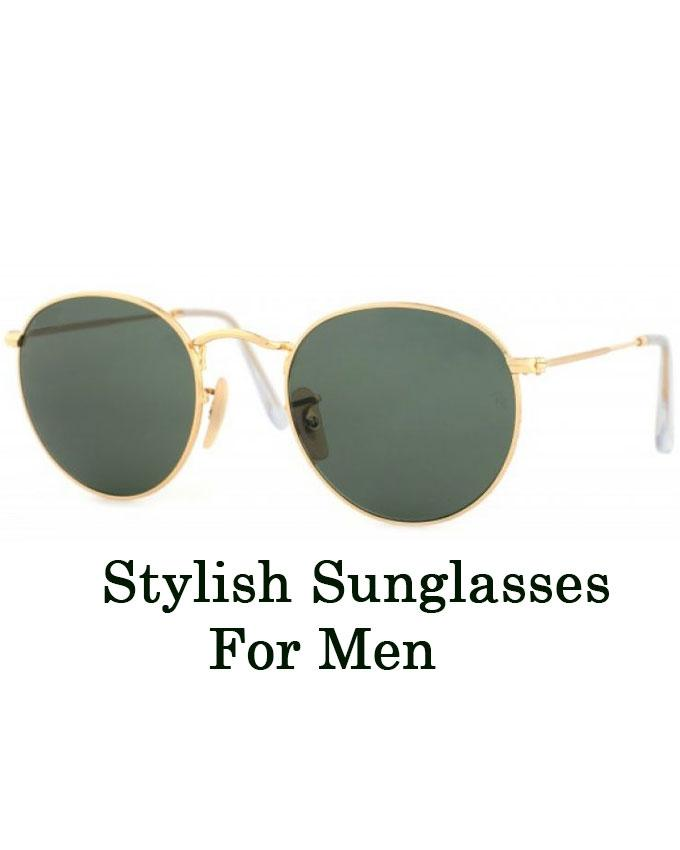 Black Lens Sunglasses For Men - Paksa Pk