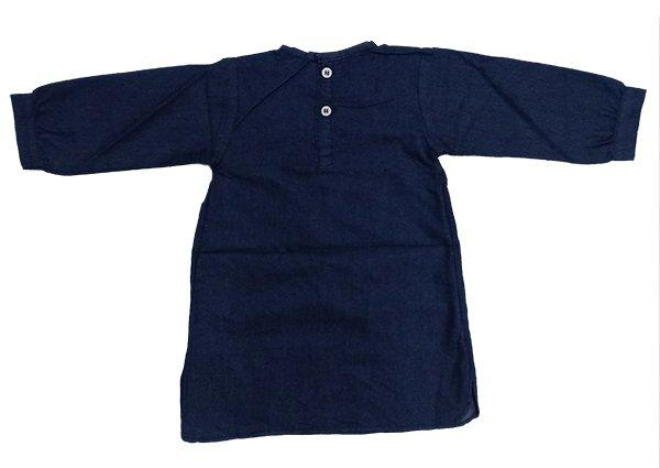 DENIM FROCK FOR GIRLS - Paksa Pk
