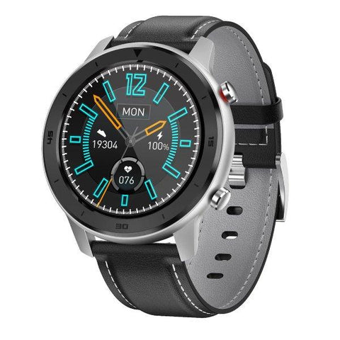 DT78 Smart Watch For Men IP68 Waterproof Reloj Hombre Mode With PPG Blood Pressure Heart Rate & Sports Fitness - Paksa Pk