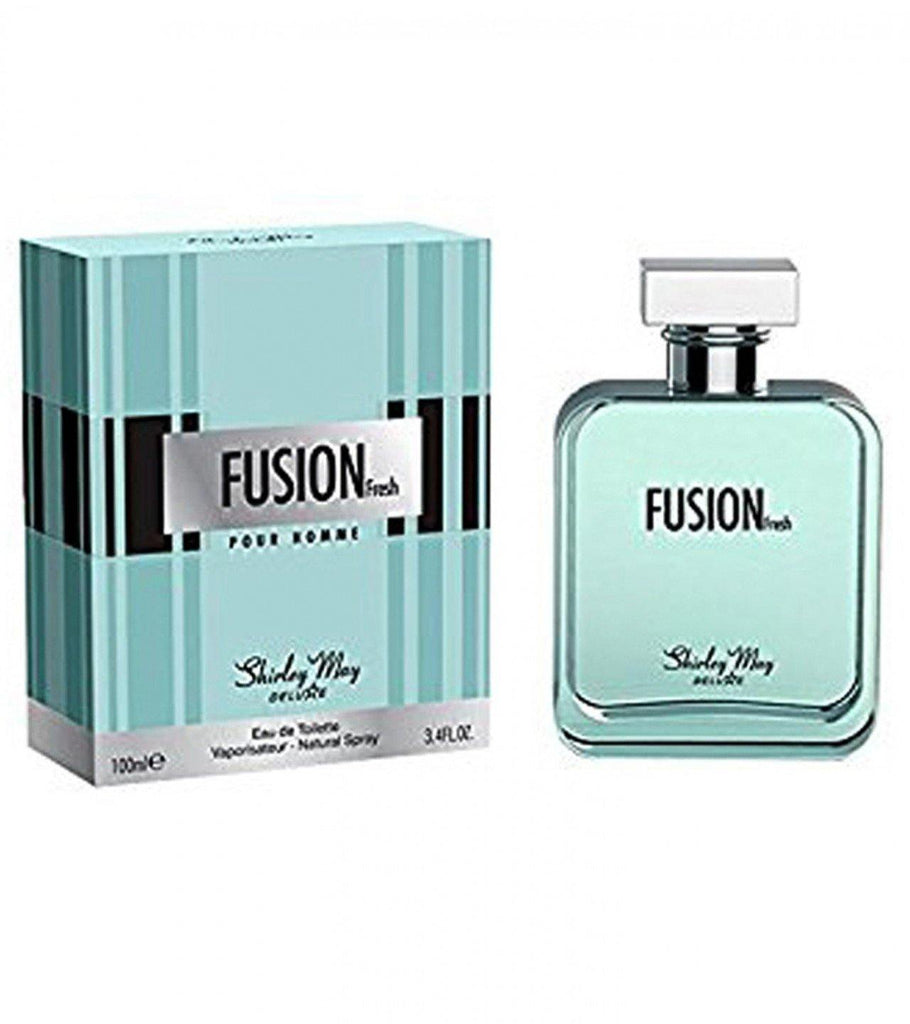 Shirley May Fusion Fresh Perfume For Men-100 ML