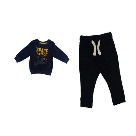 Pack of 2 Zara Kids Trouser & Baby Club Shirt - Paksa Pk