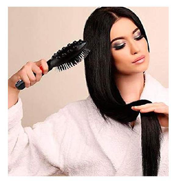 2 in 1 Hair Brush & Head Massager