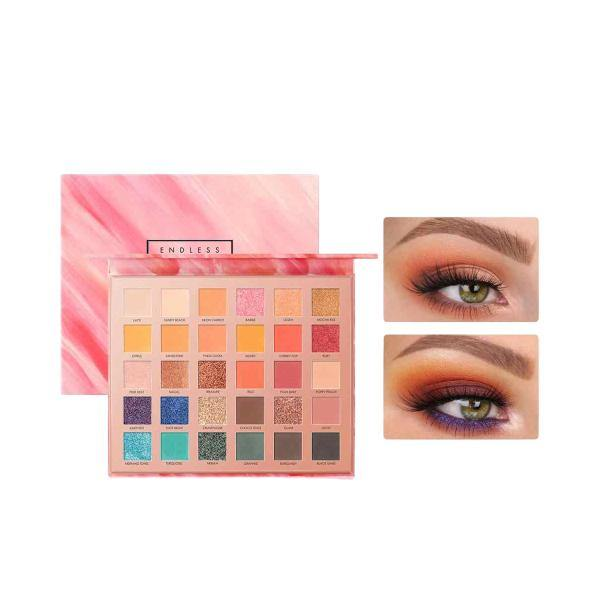 Focallure Endless Possibilities 30 Color Eyeshadow Glitter Matte Palette