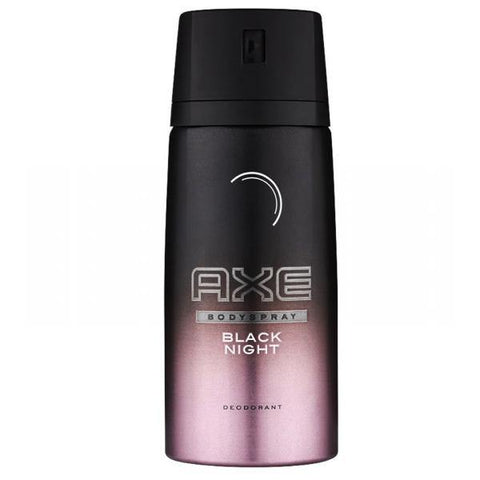 Axe Black Night Body Spray Deodorant For Men – 150 ml