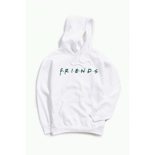Friends Urban Outfitters Winter Hoodie for Unisex