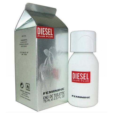 Diesel Plus Plus Feminine Perfume For Women – EDT – 75 ml