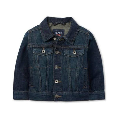 Boys Denim Winter Jacket for Kids - Paksa Pk