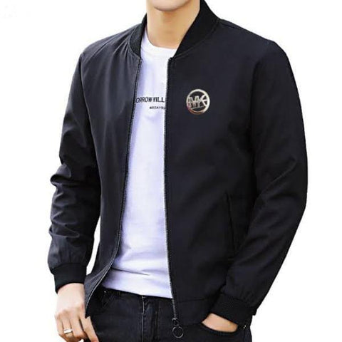 Men's Casual Winter Wear Bomber Zipper Jacket - Paksa Pk