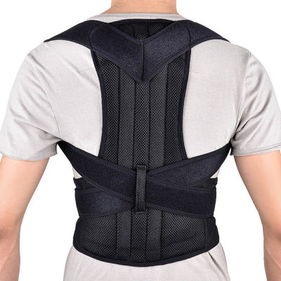Lower Back Brace Support Lumbar Support Waist Belt for Back Pain Relief with Dual Adjustable Straps