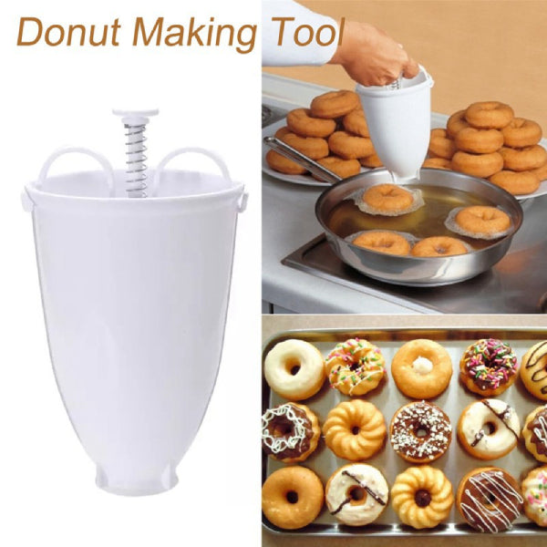 Manual Mini Doughnut Maker Dispenser Machine