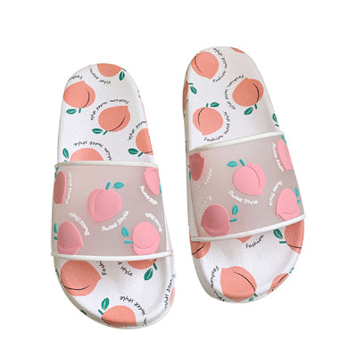 New Trend Fruit Outdoor Slipper for Women