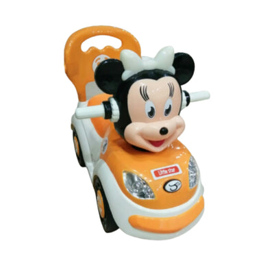 Mickey Mouse Baby Push Car