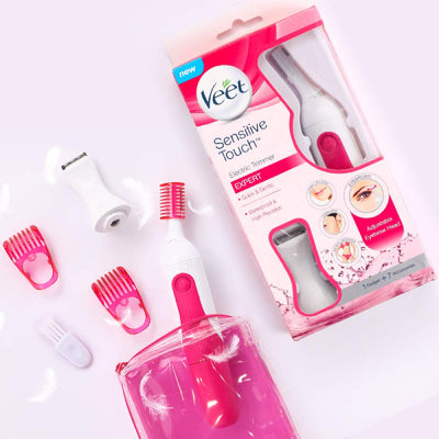 Veet Sensitive Touch Expert Trimmer for Face, Underarms and Bikini Line