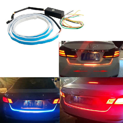 Trunk Light with Side Turn Signals Rear lights Car Braking