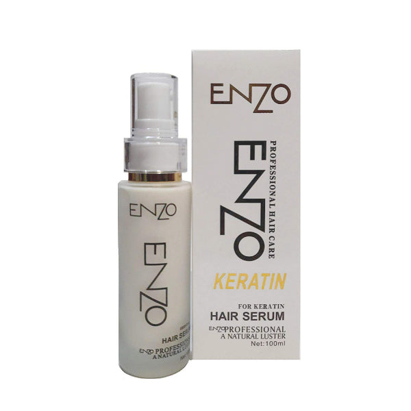 Enzo Keratin Professional Hair Serum - 100 ml