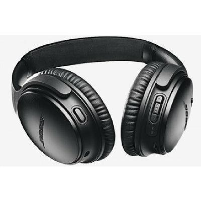 Bose QuietComfort 35 - Noise Cancelling Wireless Bluetooth Over-Ear Headphones Black