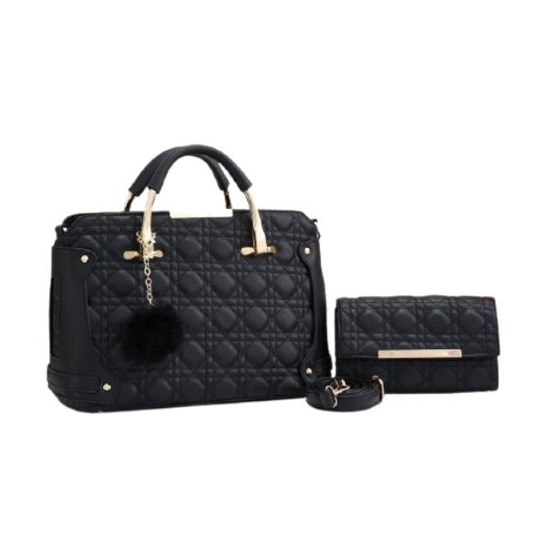 Christian Dior Stylish Long Belt Bag with Clutch