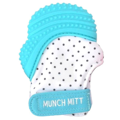 Munch Mitt- Baby Teething Mitten For Serious Teethers