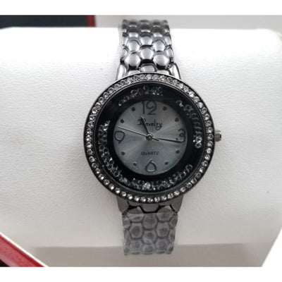 Revelry Stainless Steel Analog Silver Watch for Women