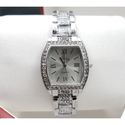 Revelry Stainless Steel Classic Silver Watch for Women
