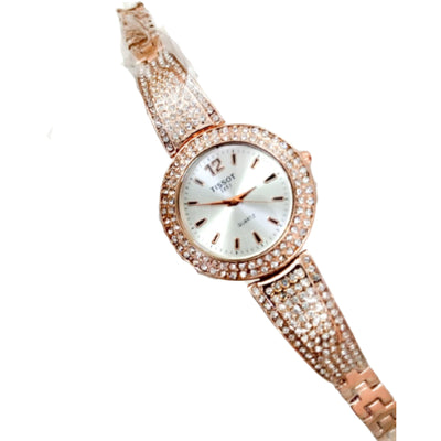 Tissot Stainless Steel Analog Watch for Women