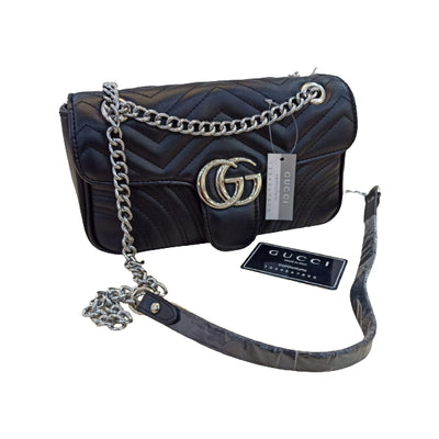 GUCCI Stylish Crossbody Bag with Long Strap for Women