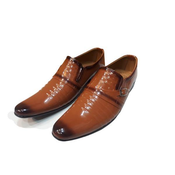 Brown Formal Dress Shoes for Men