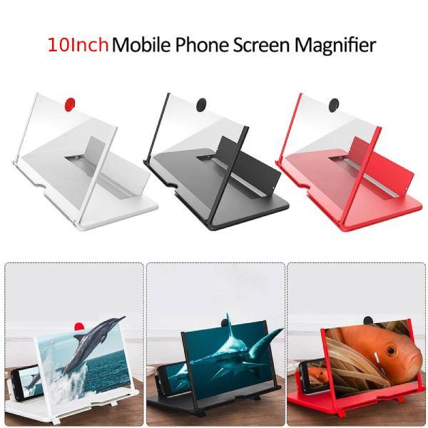 Mobile Phone Magnifier Bracket Holder Phoenix Lens