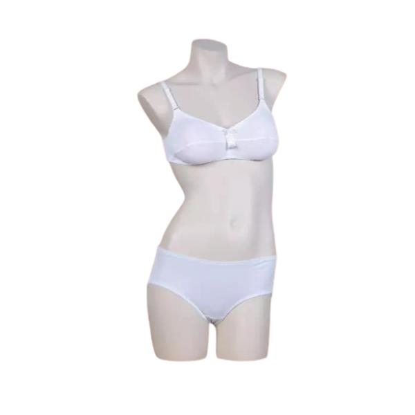 Amoreena Cotton Bra Panty Set - Paksa Pk