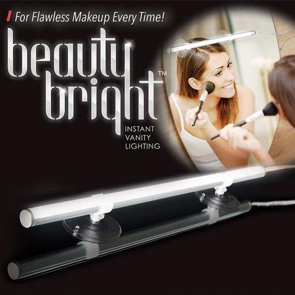 Beauty Bright Instant Vanity Lighting